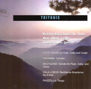 Tritonis CD
